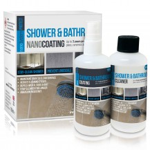 PROTECT Shower & Bathroom/Glass & Ceramic Kit Coating