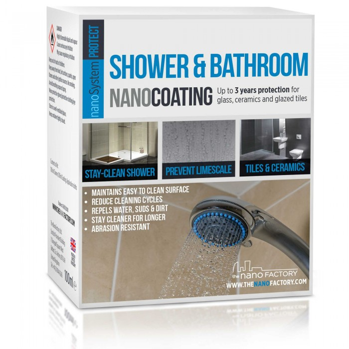 Protect Shower Amp Bathroom Glass Amp Ceramic Kit Coating